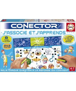 EDUCA - Conector J'associe et j'apprends 17316