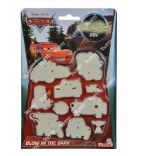 SIMBA - Cars glow in the deark set 7052009