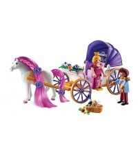 playmobil - CALECHE ROYALE