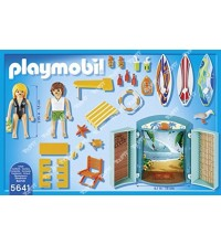 Playmobil - Surf Shop Play Box