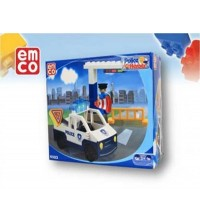 EMCO - PRESCHOOL POLICE TRAFFIC SET 14 PIÈCES