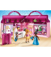 Playmobil - MAGASIN TRANSPORTABLE