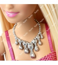 MATTEL - GLITTER BARBIE ASSORTIMENT