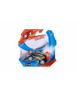 BURAGO - NXS RACERS - Rétrofriction - Blister individuel - Assortiment de 36 véhicules