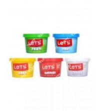 LETS - 5COLORS 100 GR L8345