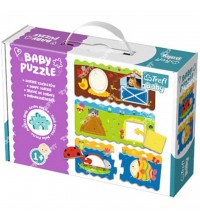 TREFL - PUZZLE BABY CLASSIC FORMES 36078