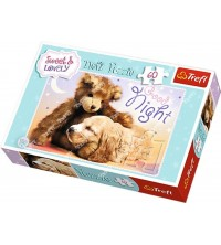 TREFL - PUZZLE 60 SWEET AND LOVELY 17270