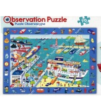 TREFL - PUZZLE OBSERVATION LE PORT 15536