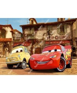 "TREFL - Puzzles - ""100"" - Best pals / Disney Cars 16160"