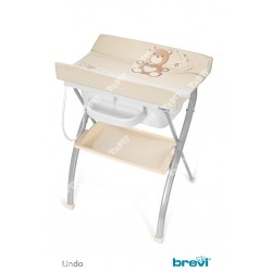 BREVI - TABLE A LANGER LINDO 671 CARAMEL