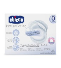 CHICCO - COUSSINNETS D'ALLAITEMENT ABSORBANT 30P