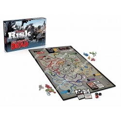 WINNING MOVES - RISK THE WALKING DEAD WM0961