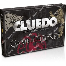WINNING MOVES - CLUEDO GAME OF THRONES WM0949