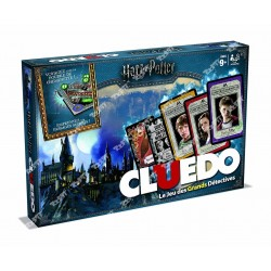 WINNING MOVES - CLUEDO HARRY POTTER WM0984