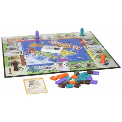 WINNING MOVES - MONOPOLY JUNIOR BÉBÉS ANIMAUX WM0987