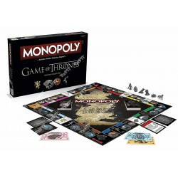 WINNING MOVES - MONOPOLY GAME OF THRONES WM0970