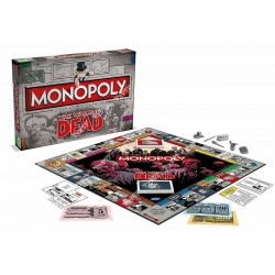 WINNING MOVES - MONOPOLY THE WALKING DEAD WM0952