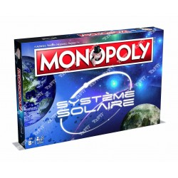 WINNING MOVES - MONOPOLY SYSTÈME SOLAIRE WM0994
