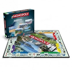 WINNING MOVES - MEGA MONOPOLY FRANCE WM0157