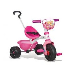 SMOBY - Tricycle Be Move Confort rose 740404