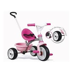 SMOBY - Tricycle Be Move bleu 740326