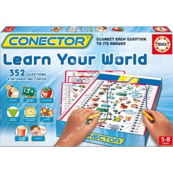 EDUCA - Conector Learn your world 16424
