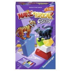 RAVENSBURGER - Make in Break Circus 23445