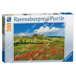 RAVENSBURGER - Puzzle 500pcs Summer in Tuscany 14700