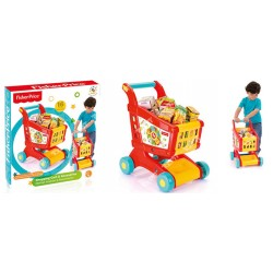 FISHER PRICE – SUPER CHARIOT AVEC ACCESSOIRES