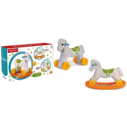FISHER PRICE – CHEVAL A BASCULER 2 EN 1