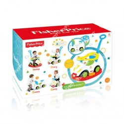 FISHER PRICE – PORTEUR 4 EN 1