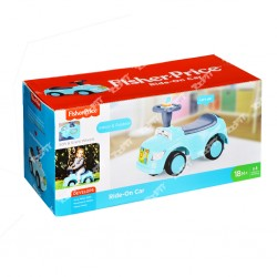 FISHER PRICE – TROTTEUR FORME VOITURE