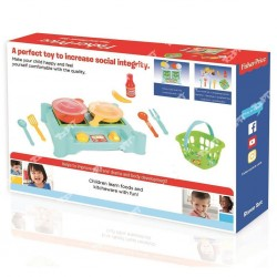 FISHER PRICE - ENSEMBLE DE CUISINE