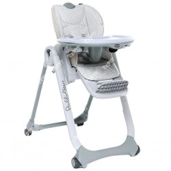 CHICCO - CHAISE HAUTE POLLY 2 HIGHCHAIR DUNE