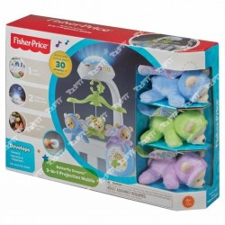 FISHER PRICE - BUTTERFLY DREAMS MOBILE