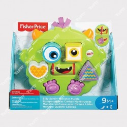 FISHER PRICE - MONSTER PUZZLE