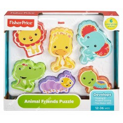 FISHER PRICE - PUZZLE