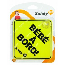 SAFETY FIRST - SF1 BEBE A BORD