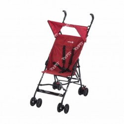 SAFETY FIRST - POUSSETTE SF1 PEPS&CANOPY RIBREDCHIC*4