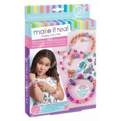 MAKE IT REAL - BEDAZZLED! CHARM BRACELETS - BLOOMING CREATIVITY