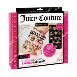 MAKE IT REAL - JUICY COUTURE CHAINS & CHARMS