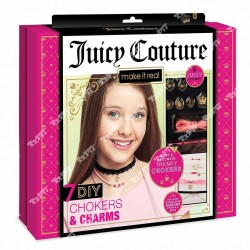 MAKE IT REAL - JUICY COUTURE CHOKERS & CHARMS