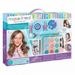MAKE IT REAL - MEGA MERMAID MAKEOVER