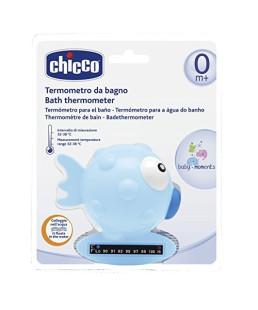 CHICCO - CHIC.THERMOMETRE DE BAIN BLUE FISH