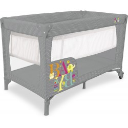 ASALVO - PARC LIT TRAVEL COT SMOOTH BABY