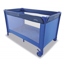 ASALVO - PARC LIT TRAVEL COT BASIC BALEARES BLUE