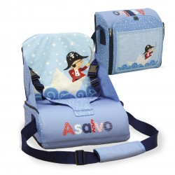 ASALVO - REASSORT GO ANYWHERE BOOSTER SEAT PIRATE