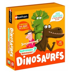 NATHAN - QUESTIONS RÉPONSES ! DINOSAURES