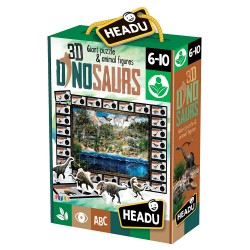 HEADU - 3D Dinosaurs IT21550