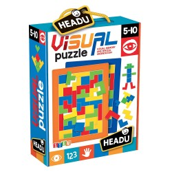 HEADU - Visual Puzzle IT20812